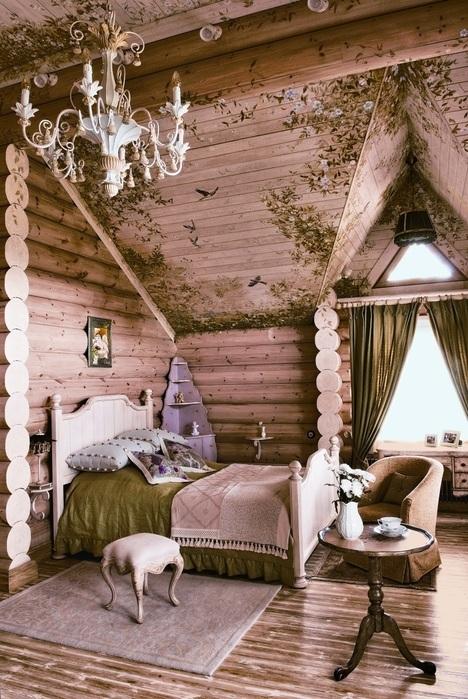 西伯利亚的传说住宅第15张图片