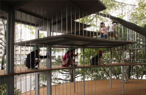 小空间 - 这些600mm到1200mm高的-树屋幼儿园第12张图片