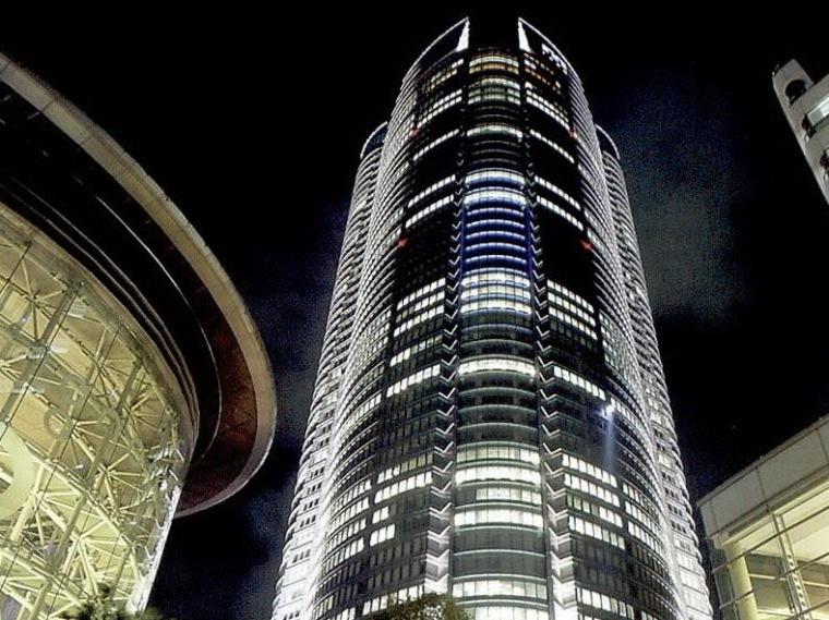 东京六本木山项目开发照明设计第1张图片