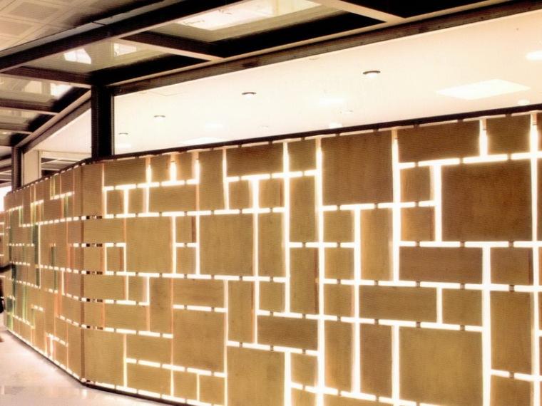 意大利Palermo机场候机厅照明设计第1张图片
