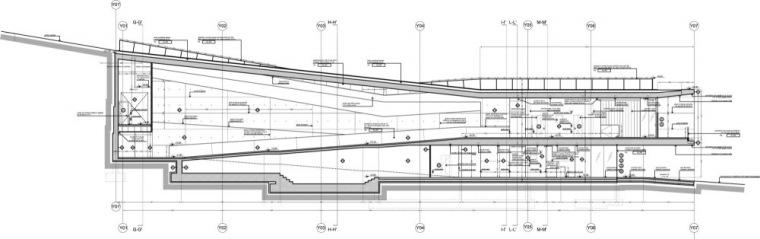 剖面图02 Section02-Pitagora博物馆第12张图片