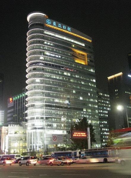 首尔照明掠影第4张图片
