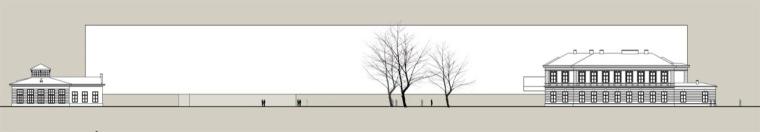 剖面图02 section02-Sinfonia Varsovia音乐厅第6张图片