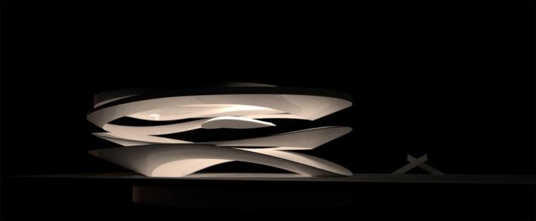 渲染05 rendering05-Sinfonia Varsovia音乐厅第16张图片