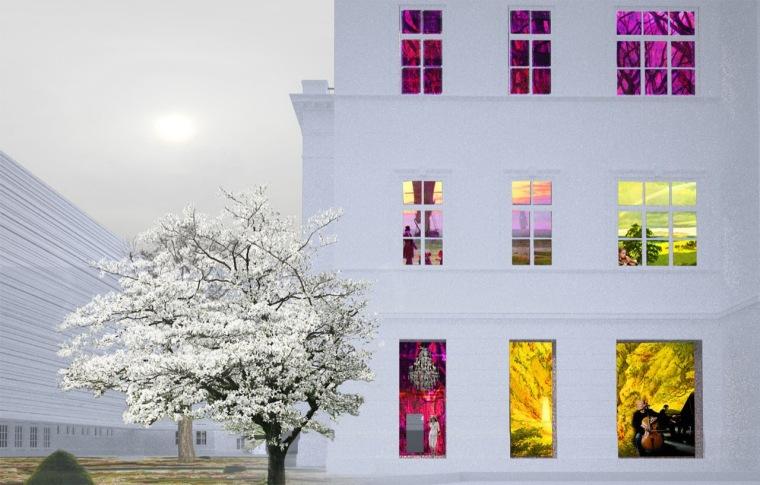 渲染08 rendering08-Sinfonia Varsovia音乐厅第19张图片