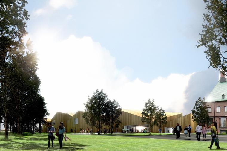 Serlachius博物馆扩建方案第3张图片