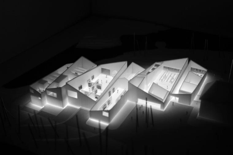 模型02 model 02-Serlachius博物馆扩建方案第8张图片