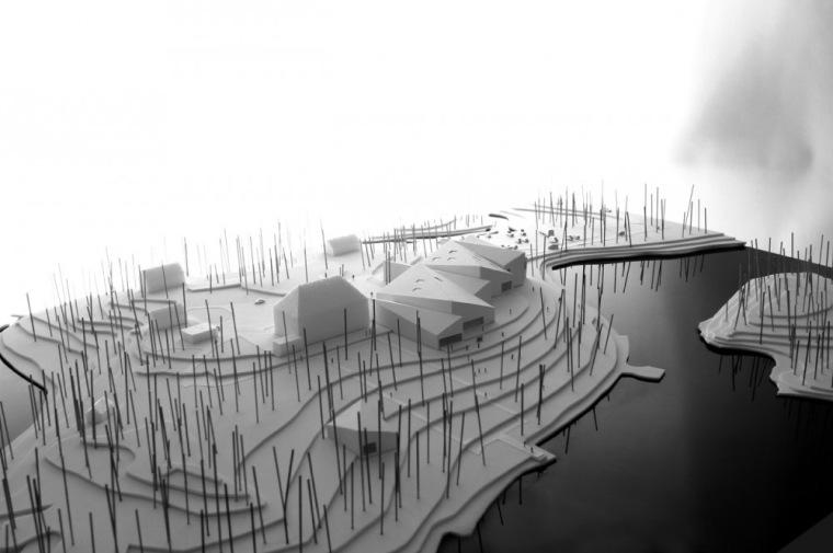 模型03 model 03-Serlachius博物馆扩建方案第9张图片