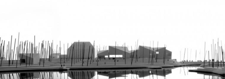 模型06 model 06-Serlachius博物馆扩建方案第12张图片