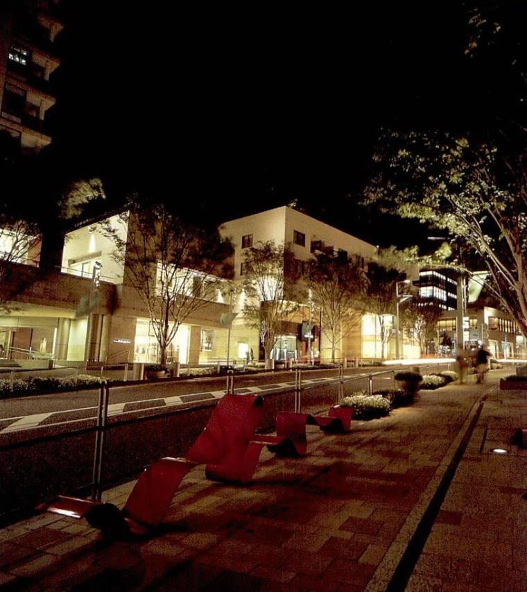 东京六本木山项目开发照明设计第2张图片