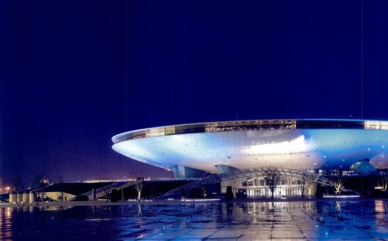 世博文化中心照明设计第2张图片