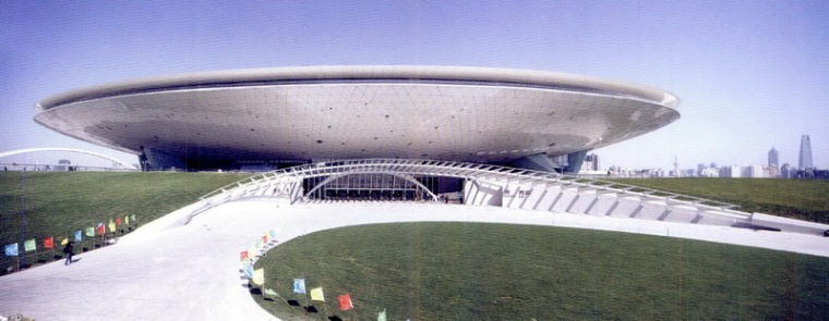 世博文化中心照明设计第4张图片