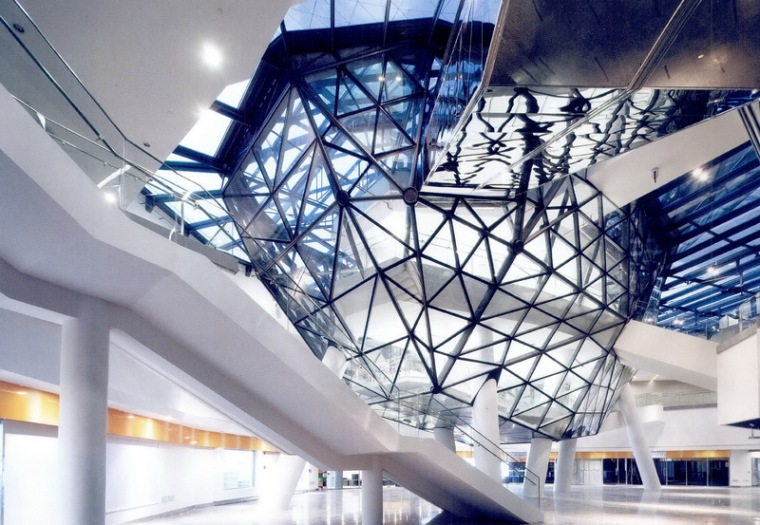 世博文化中心照明设计第5张图片