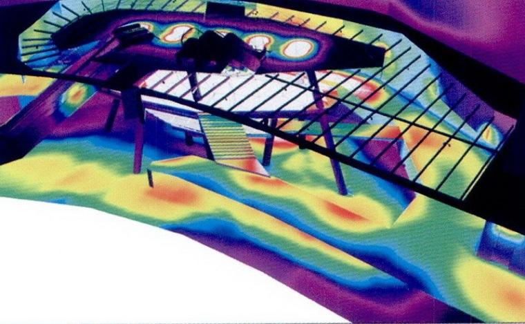 世博文化中心照明设计第7张图片