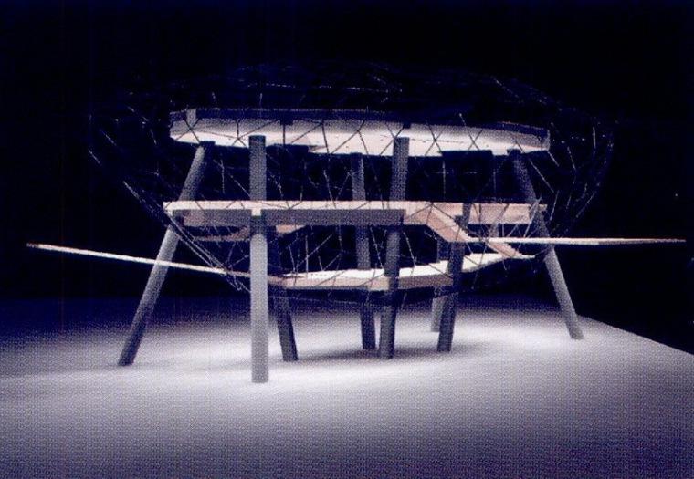 世博文化中心照明设计第8张图片