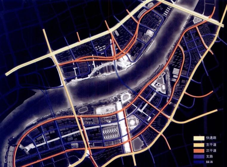 世博园区夜景照明总体规划第6张图片