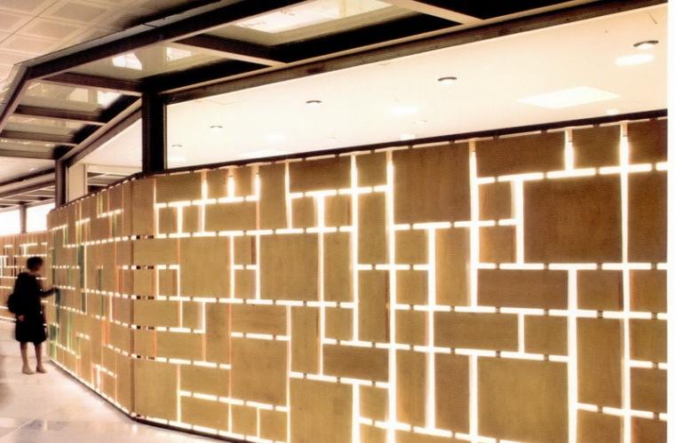 意大利Palermo机场候机厅照明设计第2张图片