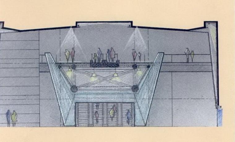 樟宜机场地铁站照明设计第19张图片