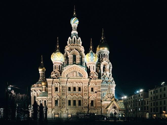 圣彼得堡冬宫博物馆第1张图片