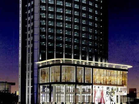 宁波科技园区夜景照明总体规划第1张图片