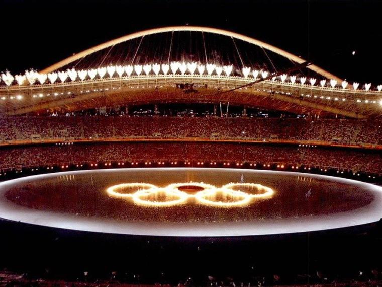 雅典奥运会第1张图片