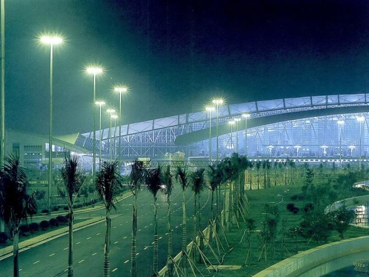 广州新白云国际机场航站楼第1张图片