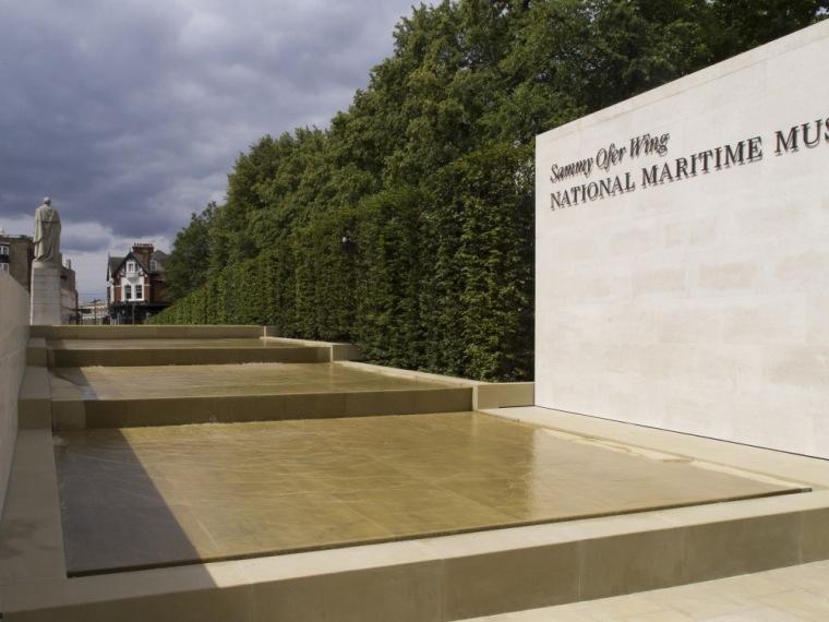 英国国家海洋博物馆扩建第8张图片