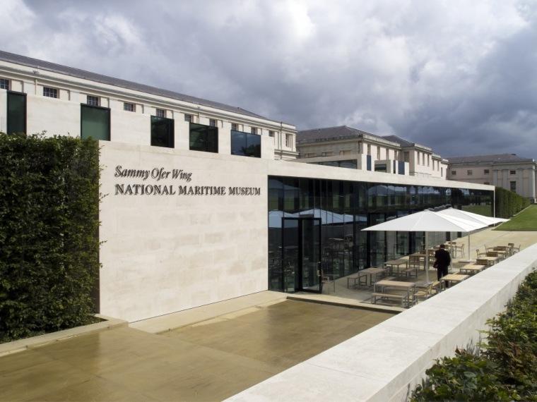 英国国家海洋博物馆扩建第13张图片