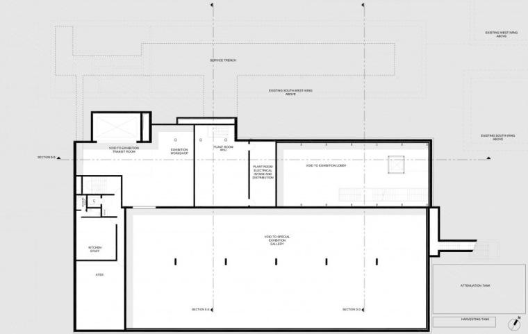 平面图04 Plan04-英国国家海洋博物馆扩建第33张图片