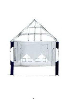 德国希斯海姆的新教教堂第8张图片