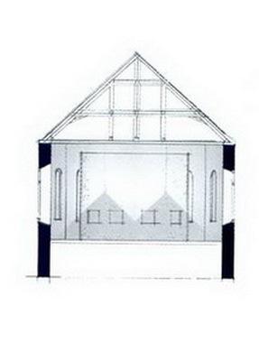 德国希斯海姆的新教教堂第9张图片