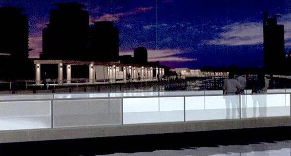 宁波科技园区夜景照明总体规划第2张图片