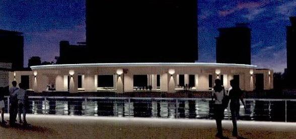 宁波科技园区夜景照明总体规划第3张图片