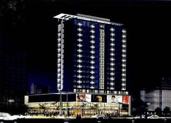 宁波科技园区夜景照明总体规划第6张图片
