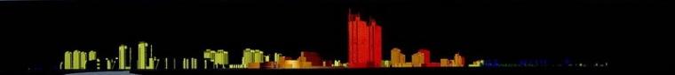 宁波科技园区夜景照明总体规划第13张图片