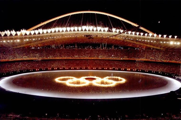 雅典奥运会第2张图片