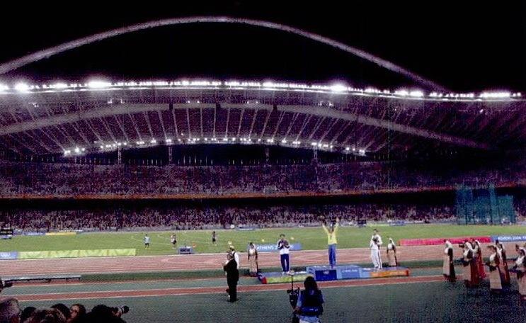 雅典奥运会第4张图片