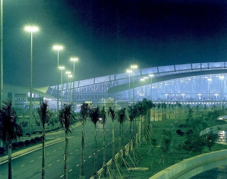 广州新白云国际机场航站楼第2张图片