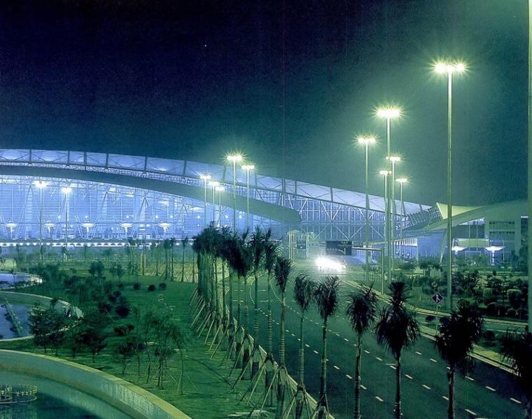 广州新白云国际机场航站楼第3张图片