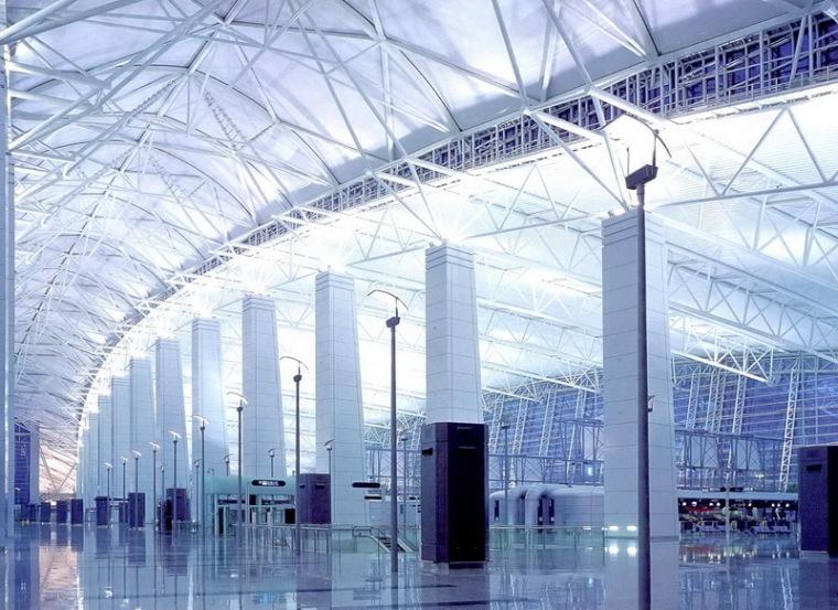 广州新白云国际机场航站楼第5张图片