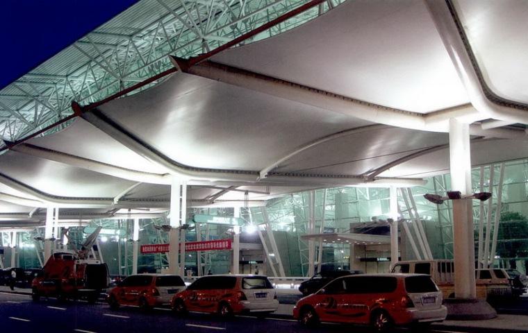 广州新白云国际机场航站楼第6张图片