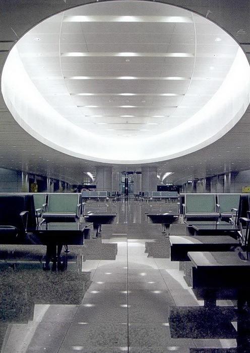 广州新白云国际机场航站楼第8张图片