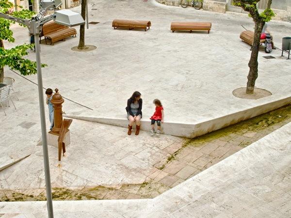 巴尼奥莱斯公共空间第1张图片