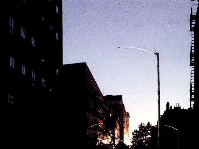 美国纽约市新的街道照明第1张图片