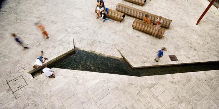 巴尼奥莱斯公共空间第5张图片