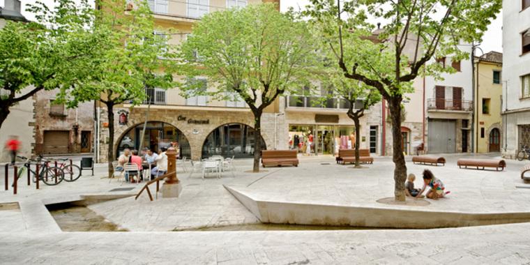 巴尼奥莱斯公共空间第10张图片