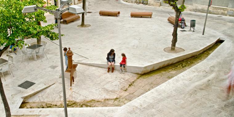 巴尼奥莱斯公共空间第11张图片