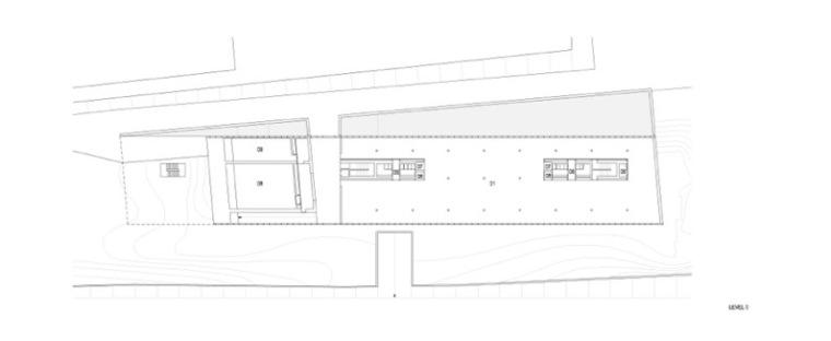 平面图01 plan 01-阿尔卡特总部第31张图片