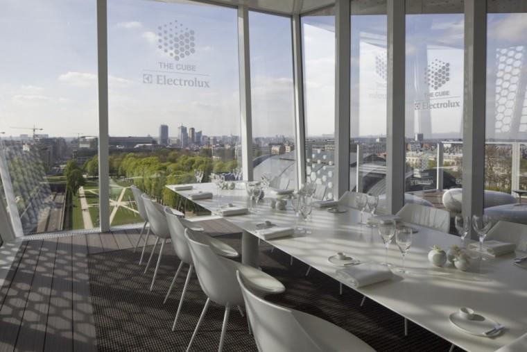 布鲁塞尔方块餐厅第13张图片