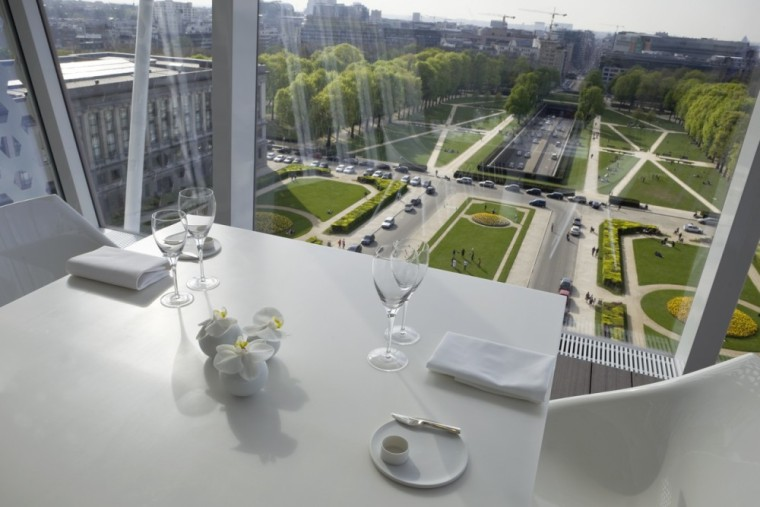 布鲁塞尔方块餐厅第14张图片